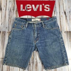 Levi's 505 Men's Jean Shorts 29W Straight Fit